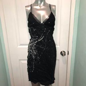Miss Sixty LUXURY slip dress